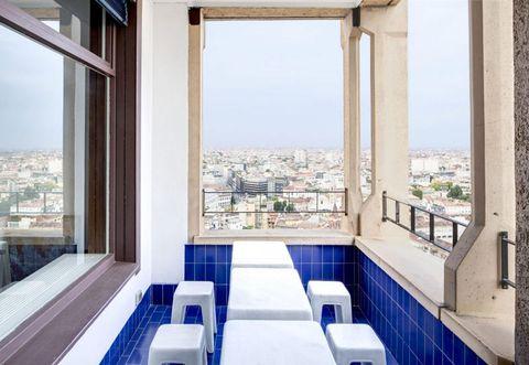 torre velasca milano appartamento vista