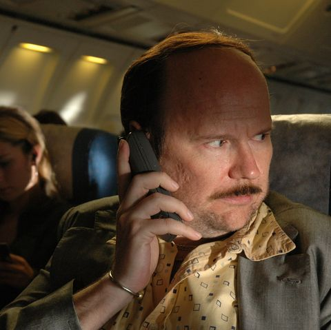 Eyebrow, Jaw, Beard, Facial hair, Passenger, Wrinkle, Moustache, Hearing, Throat,