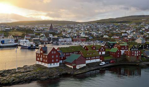Islas Faroe