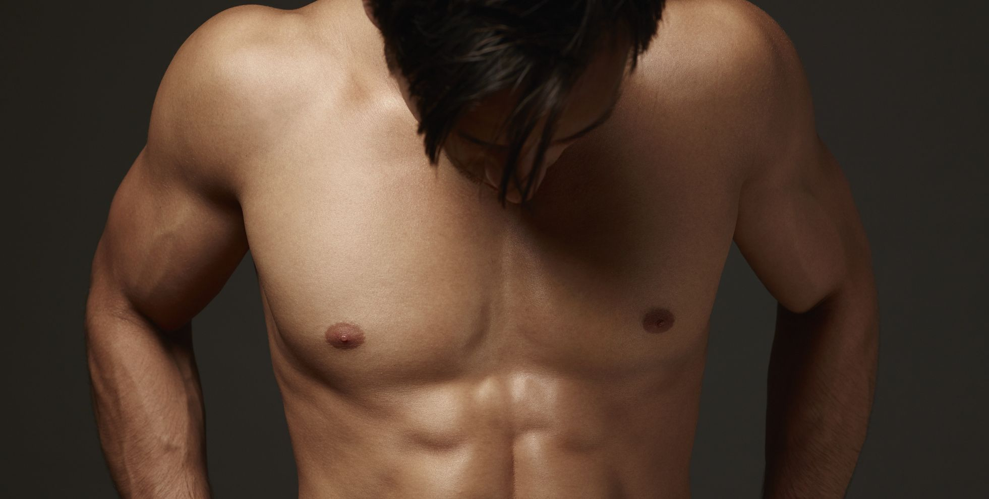 torso depilado