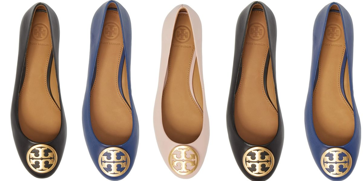 7972719542c Classic Tory Burch Flats Are  84 Off at the Nordstrom Anniversary Sale
