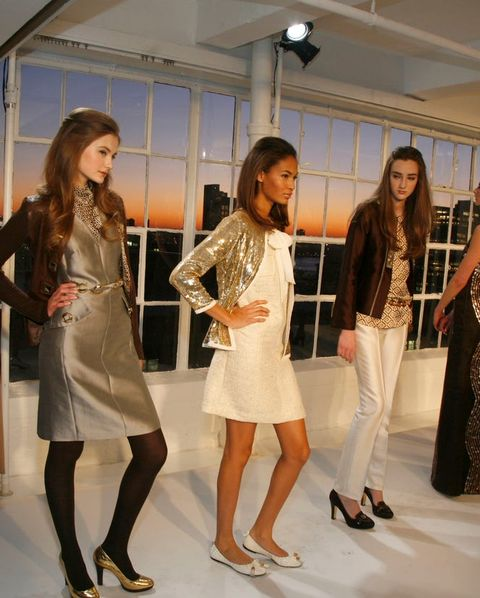supermodels, first runway, last runway, modelling, career, transformation, debut, joan smalls, tory burch, 2007