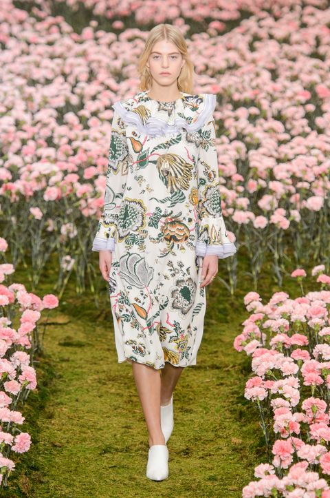 710bf776278 42 Looks From Tory Burch Fall 2018 NYFW Show – Tory Burch Runway at ...