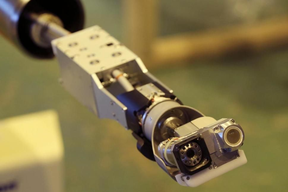 Toshiba Robot Will Probe Fukushima Nuclear Plant
