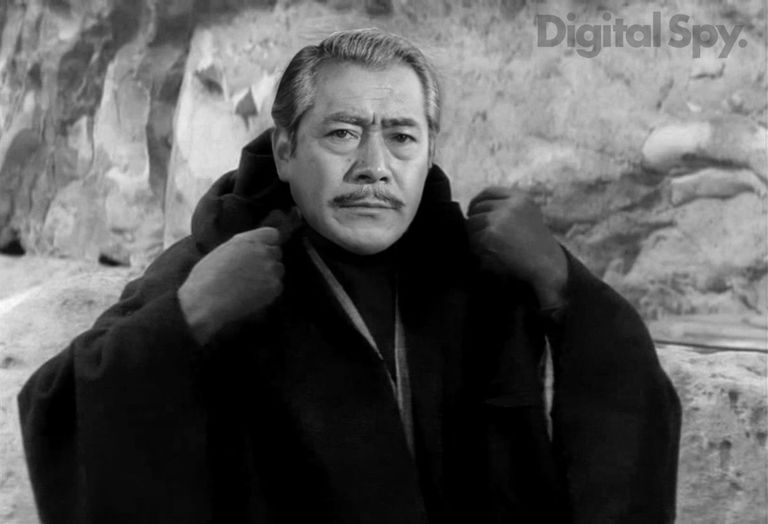 Obi-Wan Kenobi: Toshiro Mifune Star Wars George Lucas