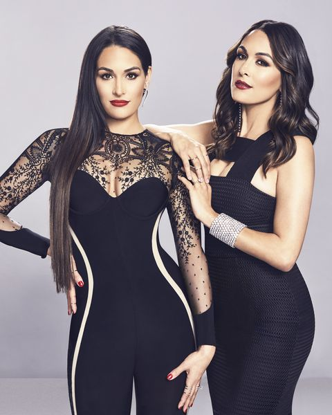 d7fb516c6 WWE Nikki and Brie Bella – Total Bellas interview