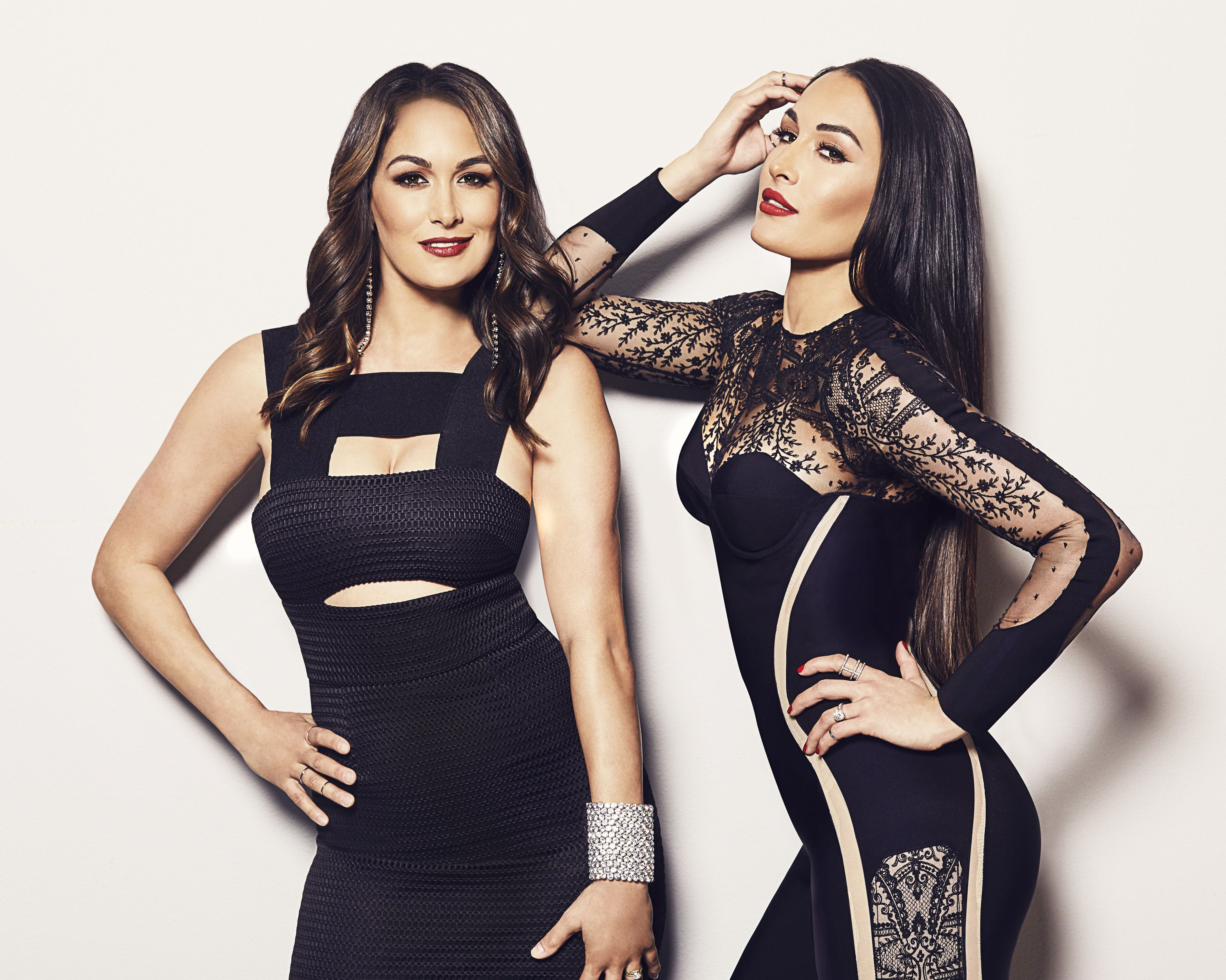 9e6983f3a Nikki and Brie Bella talk Total Bellas' return, WWE Women's Tag Team titles  and the reaction to Liv Morgan's injury
