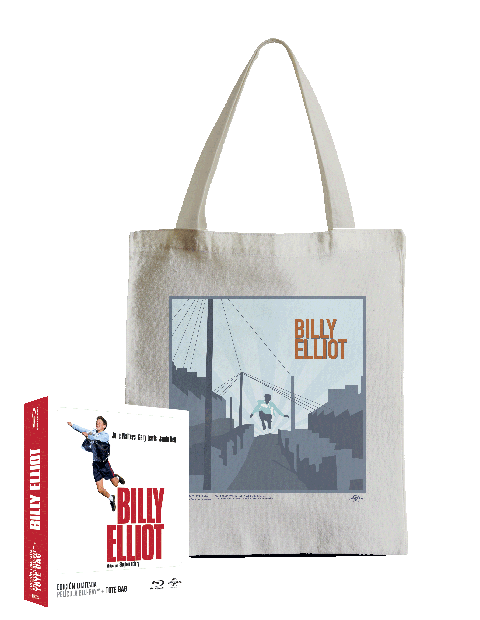 Blu-rays con tote bag