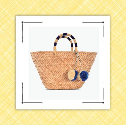 tote bag and photo collage