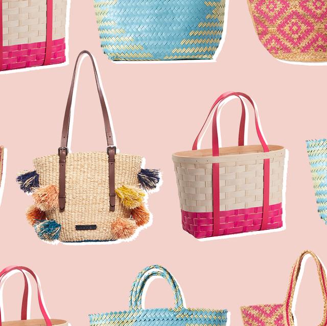summer beach tote bags