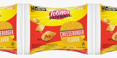 Totino's Is Upgrading Pizza Rolls With A Cheeseburger Flavor