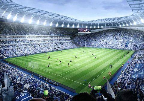 Tottenham Hotspur New Stadium Tottenham Stadium