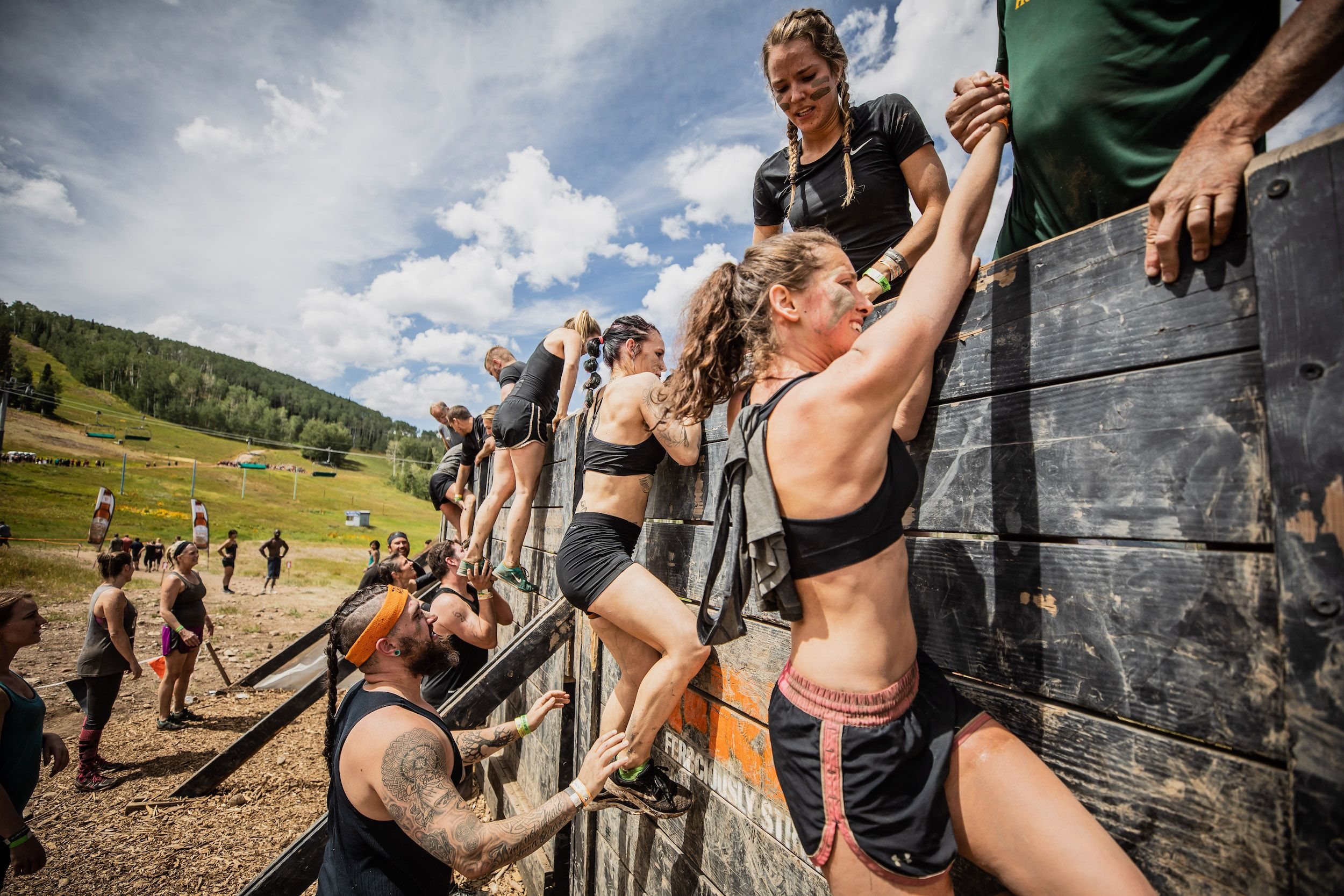 What Is a Tough Mudder—and How Should Runners Train for It?