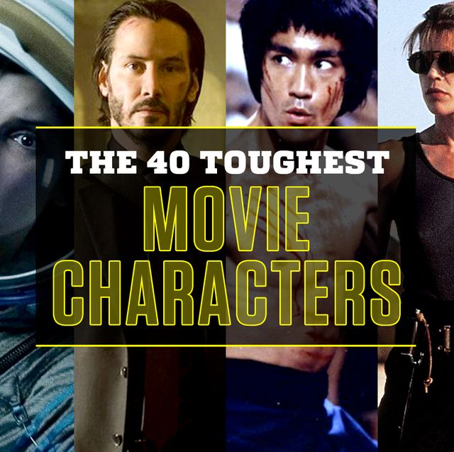 40 Toughest Movie Characters Movie Villains And Heroes List