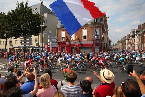 Le Tour de France 2019 etappe 9