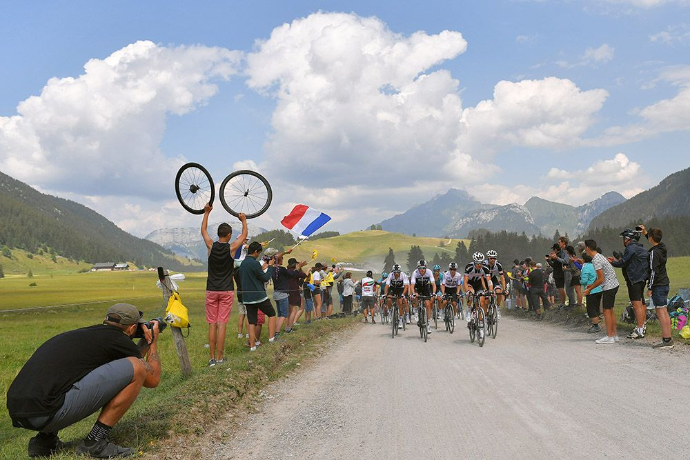 Cycling: 105th Tour de France 2018 / Stage 10