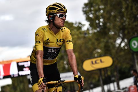 Tour de France Winner Geraint Thomas to Stay With Team Sky