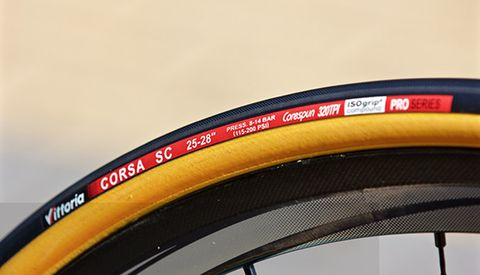 Wide Tires for Stage 4's cobblestones