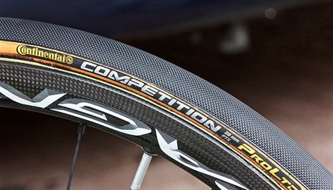 Continental ProLTD Tires