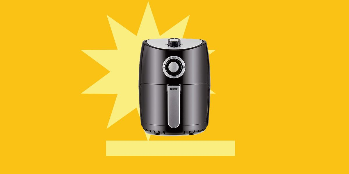 This Tower Air Fryer Is On Sale RN Via Amazon!