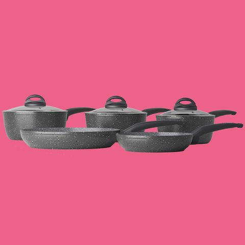 Tower Cerastone Forged Aluminium Frying Pan 28cm