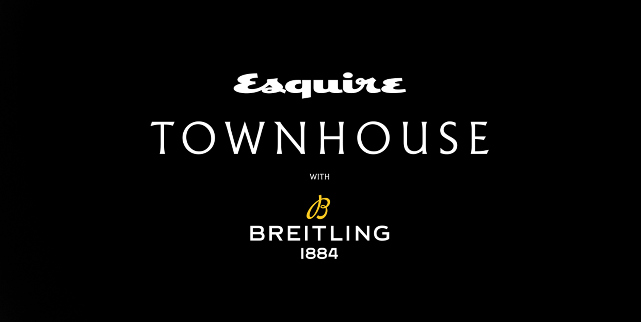 Esquire Townhouse Is Back For 2019