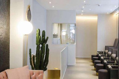 Townhouse nail salon London - Best manicures