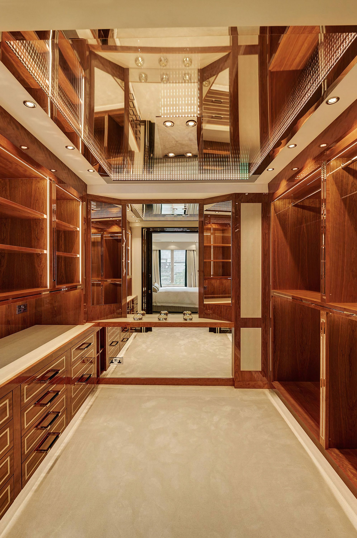 Peek inside this luxurious five-storey townhouse in South Kensington, London