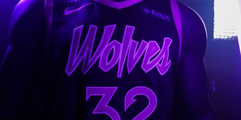 9d3c57526ee All Hail the Purple One, for the Minnesota Timberwolves Now Have a Prince- Inspired Uniform
