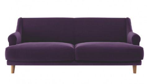 Townsend velvet sofa
