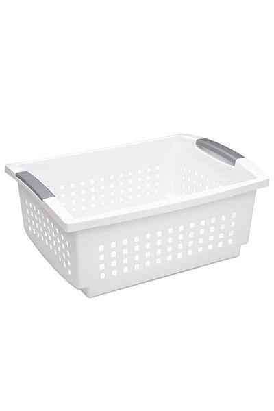 Sterilite Large baskets.