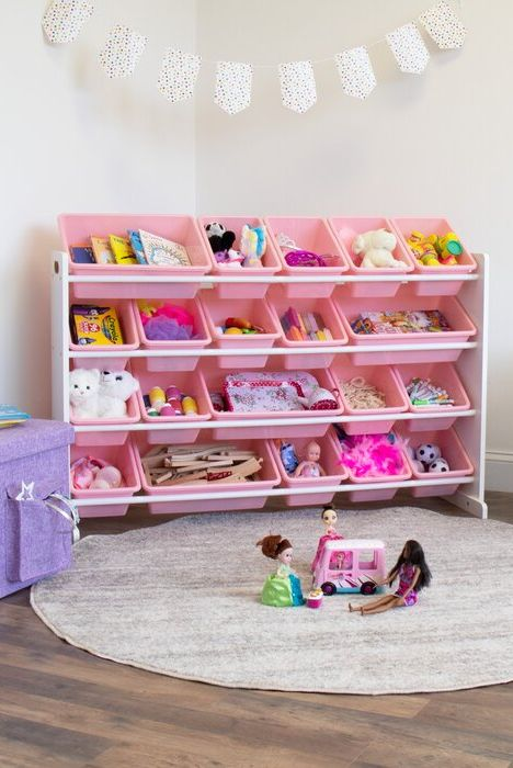 Easy Toy Storage Ideas And Tips Best Toy Organizers And Bins