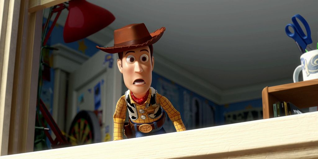 Toy Story's Woody has also been voiced by Tom Hanks' brother