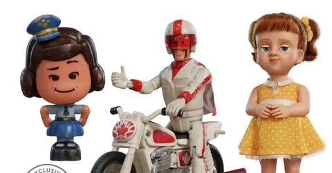 toy story 4 nuevos personajes