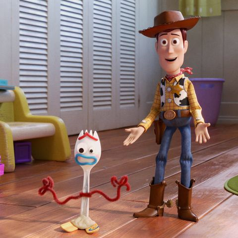 Best Kids Movies - Toy Story 4