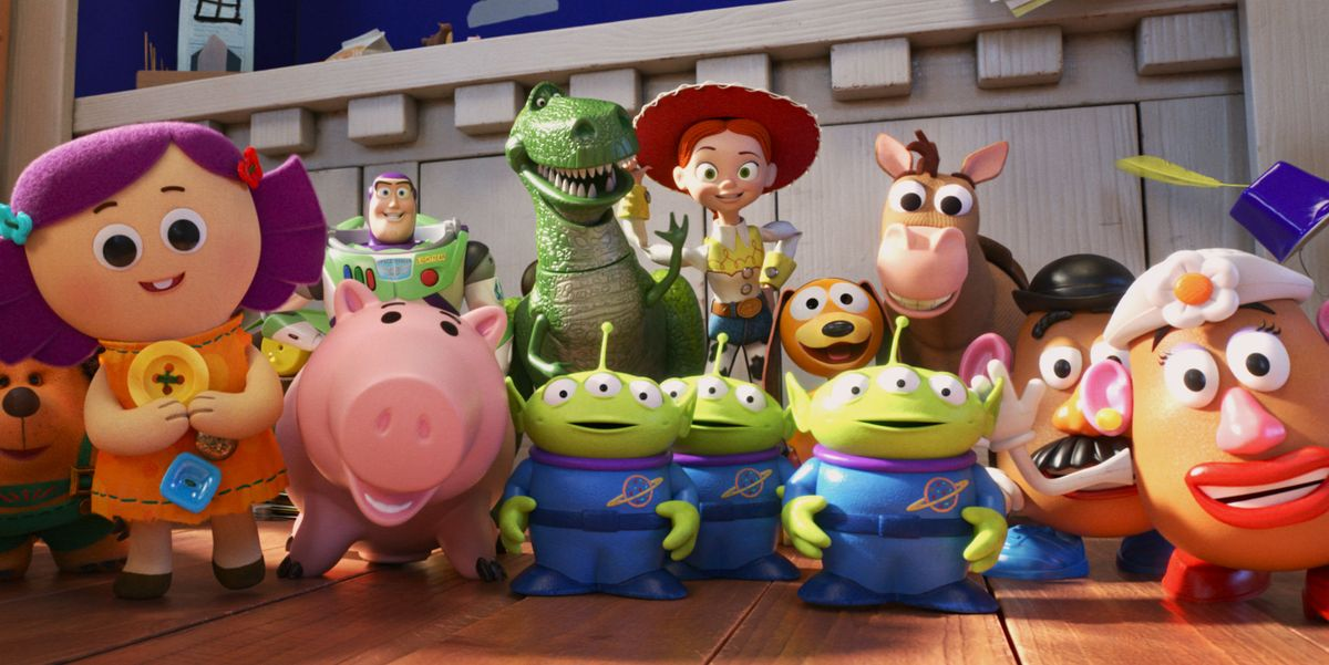11 things you didn't know about the Toy Story franchise