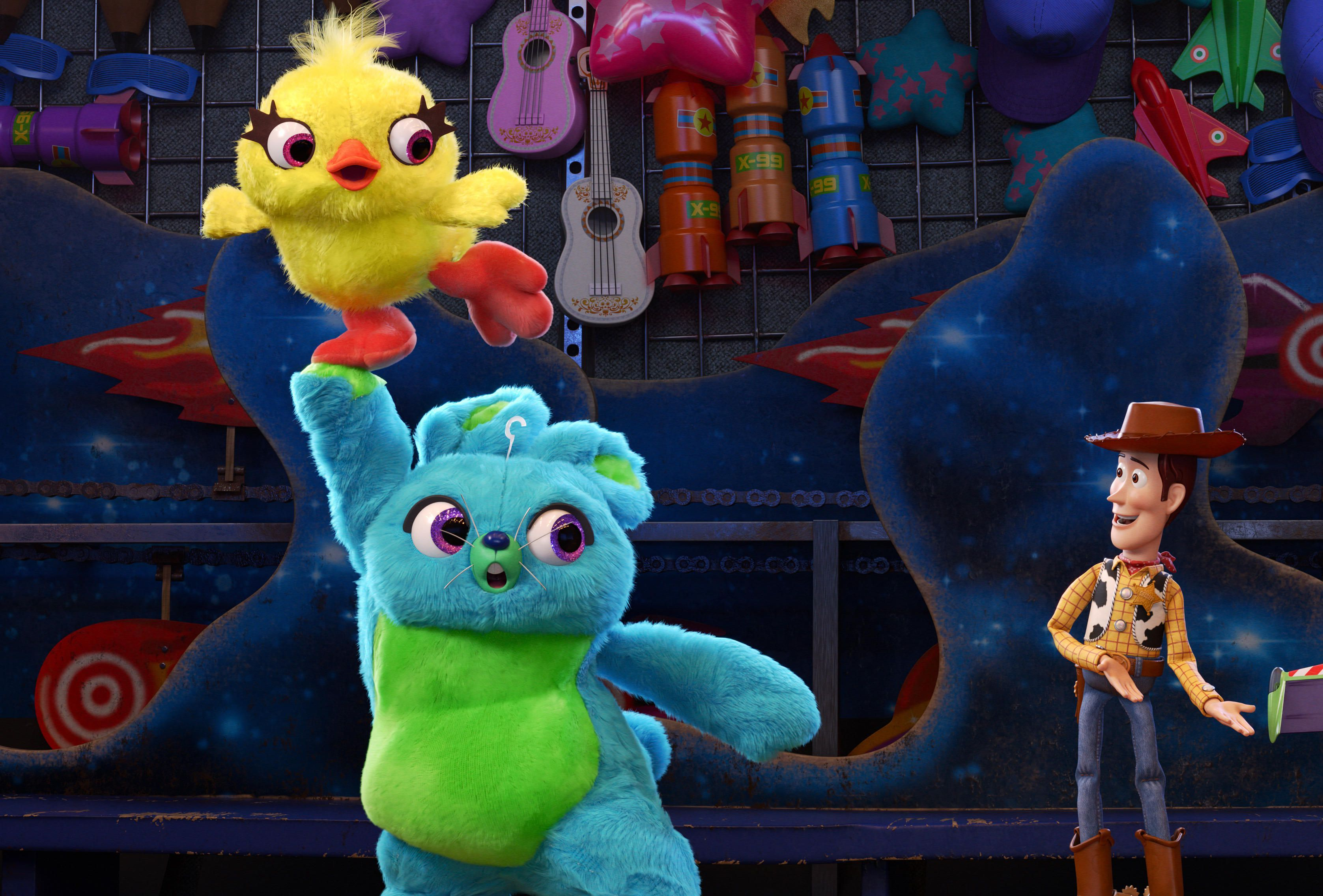 Toy Story 4 Introduces New Characters And Emotional Plot Toy Story