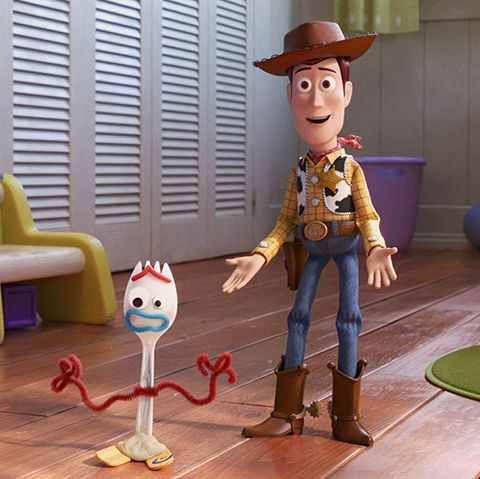 forky toy story 4 costume - pop culture halloween costumes