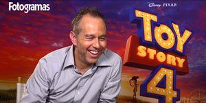 Toy Story 4 Jonas Rivera