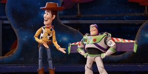 Toy Story 4 Trailer Poster