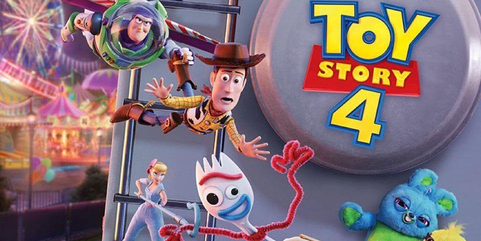 Te Va Cumple'toy Emocionar A Story 4' Pixar Pn08wkO