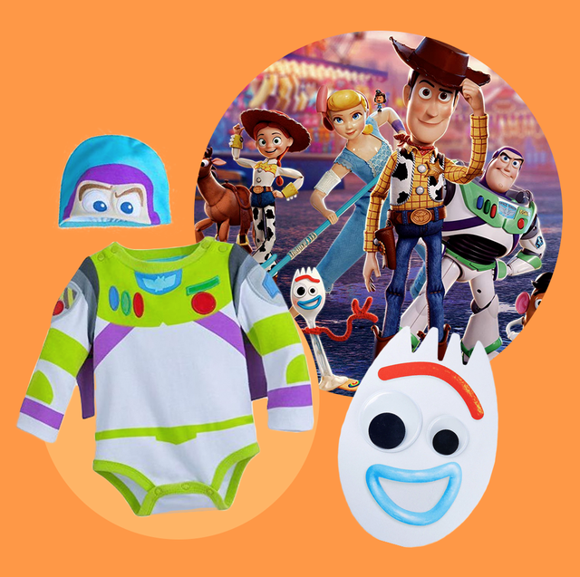 'Toy Story' Halloween Costumes