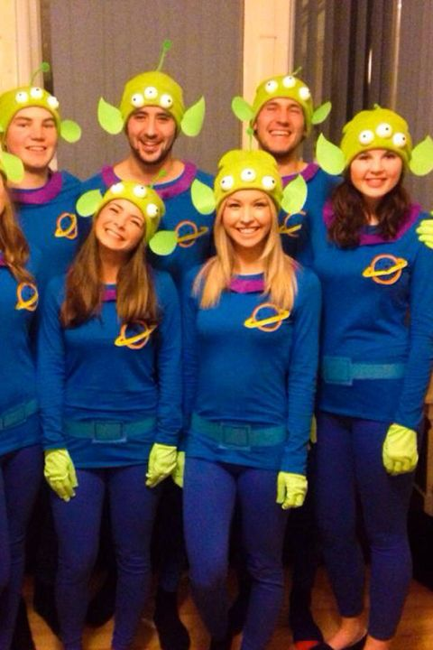 Large Group Halloween Costumes Ideas.Cute Group Halloween Costume Ideas Easy Friend Halloween