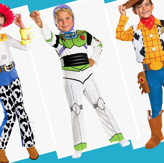 Halloween Costumes For Kids 2019.13 Best Toy Story Costumes For Kids 2019 Toy Story 4