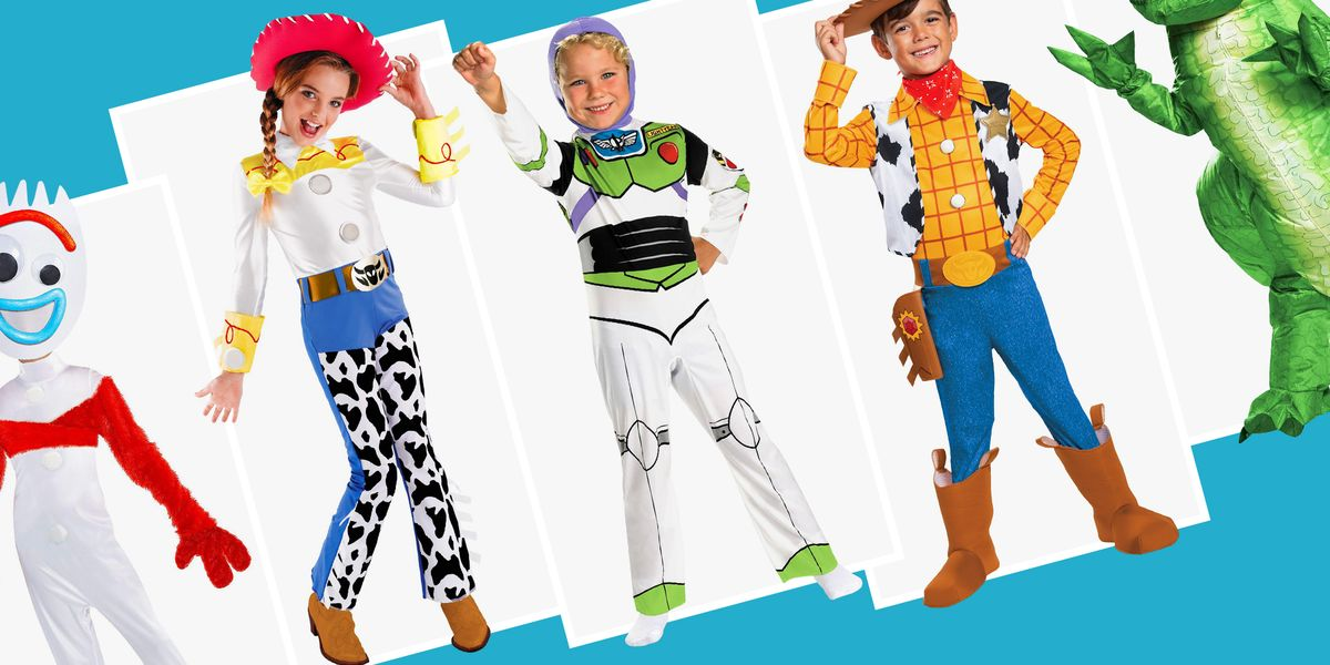 toy story costumes  kids  toy story