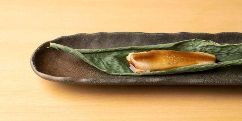富山SOTO 甘エビの刺身