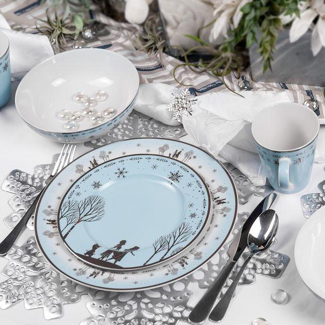 'frozen 2' dinnerware set