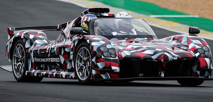 Toyota GR Super Sport Le Mans-Primarily based Hypercar On Keep track of