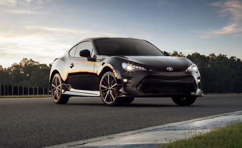 2019 Toyota 86 TRD Special Edition | News | Car and Driver