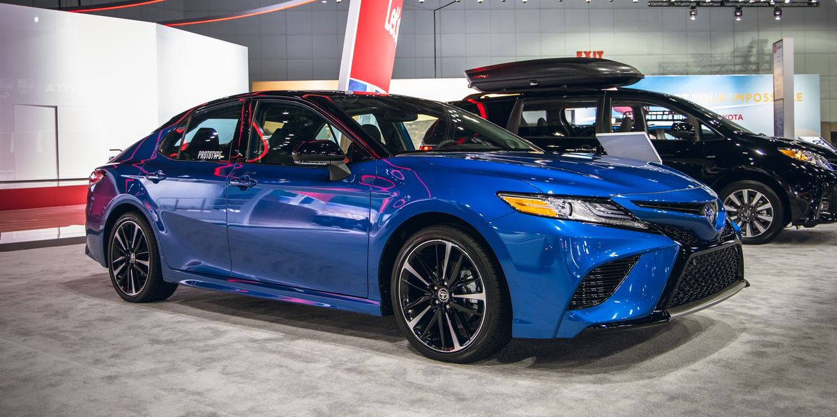Certified Pre Owned Mercedes >> 2020 Toyota Camry, 2021 Toyota Avalon Adding All-Wheel Drive